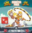 King of Tokyo / King of New York: Monster Pack #4 - Cybertooth
